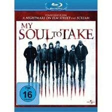 MY SOUL TO TAKE -  BLU-RAY NEUWARE MAX THIERIOT,JOHN MAGARO,DENZEL WHITAKER