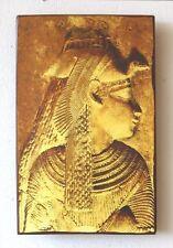 Ägypten Göttin Isis Seth Nut Horus Fresko auf über 100 Jahre altem Ziegel 15