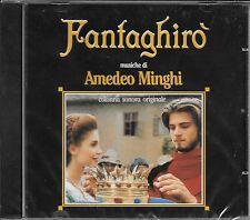 """AMEDEO MINGHI - RARO CD CELOPHANATO """" FANTAGHIRO' """" ROSSANA CASALE"""