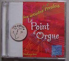 C25- LES ARTISTES PRESLOIS - LE POINT D'ORGUE