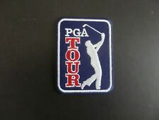 """PGA TOUR GOLF HISTORY"""" EMBROIDERED IRON ON 2-1/4 X 3 PATCH"""
