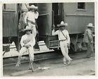 Ewing Galloway - Mexico 1929 - War Of Cristeros - Mexican Protectors