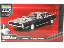 Fast and Furious 1970 Dodge Chargeur 1 25 Modèle Kit Revell