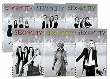 Dvd SEX AND THE CITY - Serie Completa - (Stagione 1-2-3-4-5-6 18 Dvd) .....NUOVI