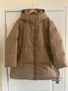 Zara Ladies Puffa Coat Size XL