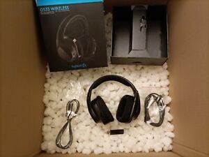 Logitech G533 Wireless Gaming Headset 7.1 Surround Sound - Schwarz