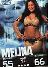 WWE Slam Attax Evolution - Melina Smackdown Card