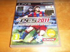 PES 2011 per PS3