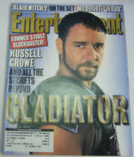 Entertainment Weekly Magazine Russell Crowe May 2000 021513R