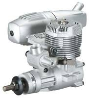 New OS O.S. 46 AXII Two Stroke RC Airplane Engine With Muffler 46AX OSMG0548