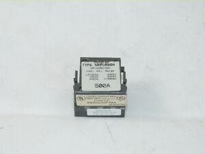 General Electric SRPG600A500 Spectra Rating Plug 500 amp NEW