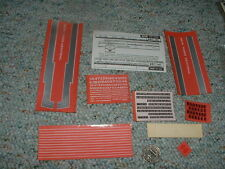 Walthers decals HO Diesel Freight Pass NYC EMC white 71-92  E5