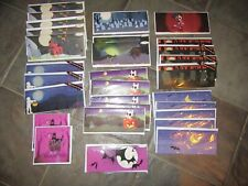 12O/NEW HALLOWEEN CARD LOT/29/SEALED/ASSORTED CARDS/SOUND + POP UP!