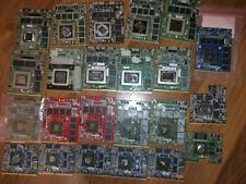 Job lot of 23 MXM III Laptop Videocards Nvidia 680M GTX K3100M ATi 6990M 7870M +
