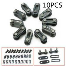10Pc Black 1-3 Speed Bicycle Bike Chain Quick Master Link Joint Connector Kit