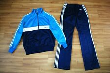 ADIDAS RARE VINTAGE 80S MADE IN WEST GERMANY TRACKSUIT TRACK TOP JACKET PANTS