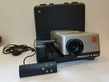 LEICA PRADOVIT P600 Diaprojektor 250W Objektiv Colorplan P2 1:2,5/90mm + Koffer