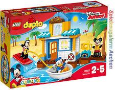 LEGO 10827 DUPLO mickys casa sulla spiaggia MICKEY & FRIENDS Beach House casa de n6/16