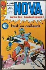 NOVA Ediciones Lug no°36 du 10 janvier 1981 Buen estado