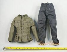Dragon 1:6 Action Figure WW2 German M40 Field Blouse Trousers Uniform 70476 BC