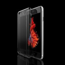 Best 360 full body Plating Hard Thin Case Tempered Glass For iPhone 5 6 s 7 Plus