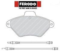 FDB875 Kit pastiglie freno, Freno a disco (MARCA-FERODO)