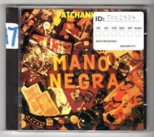 (GY249) Mano Negra, Patchanka - 1988 CD