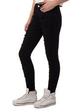 DIESEL Jeans W27 L32 Frayed Skinny Made in Italy Dhary 0686M STRETCH RRP €200