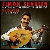 Simon Shaheen - Turath CD