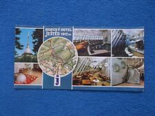 Ansichtskarte Liberec Jeschken Ještĕd