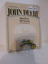 1996 Ertl John Deere 430 Tractor 1/64 Scale 5620-7HEO 5620 NIP