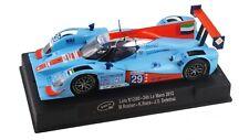 "Slot.it Lola B12/80 ""Gulf"" No.29, 24H Le Mans 2012 1:32 slot car SICA39B"
