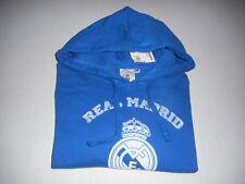 SWEAT REAL MADRID BLEU 10 ANS