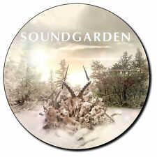 Parche imprimido, Iron on patch, /Textil sticker, Pegatina/ - Soundgarden