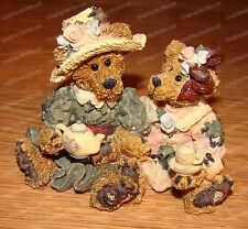 Afternoon Tea, Emma & Bailey (Boyds Bears & Friends, 2277) 1995