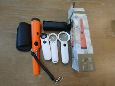 Special Offer Gp Metal Detector Pro Pinpointer W/ (3) Magnifiers (15x, 5x, 40x)