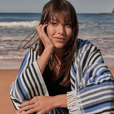 Sheridan Portview Midnight 100% Cotton Beach Towel. Also great for Pool & Bath