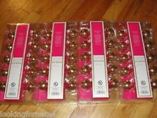 4 Lilly Pulitzer 10 Count Gold Finish Globe String Lights (total of 40 lights)