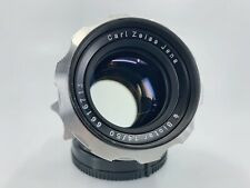 Carl Zeiss Biotar 50mm f/1.4 for Sony E. Excellent condition!