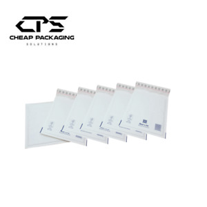 ALL SIZE PACK CPS Mail Lite White Padded Bubble Envelopes 10x10 Sizes 100 Pcs