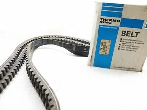 78-0535 Thermo King Belts Set Of 2 Belts Free Shipping Free Returns