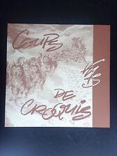 Kas Coups de croquis Ed Loup Avec ex libris ETAT NEUF