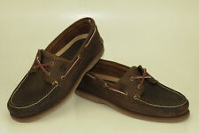 Timberland Icon Classic Boat 2-Eye Deck Shoes Men Sailing Shoes Moccasins 1001R