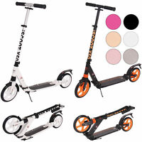 Adult iScoot X50 City Suspension Push Kick Scooter Folding Large 200mm Wheels