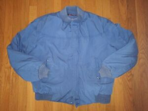 Vintage Original Varsity by Catalina Lined Jacket Size 42 blue