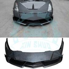 Carbon Fiber Front Bumper For Lamborghini Gallardo 2003-2007 ab759