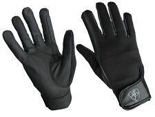 Rider Pro Reit Handschuh,Softshell/ Kunstleder, schwarz, Gr. XXL, SALE