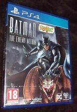 Batman The Enemy Within The Telltale Series Playstation 4 PS4 NEW SEALED