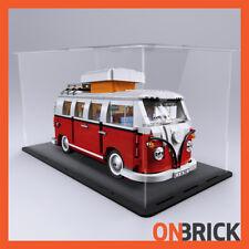 ONBRICK LEGO 10220 Volkswagen T1 Camper Van 3mm Premium Acrylic Display Case