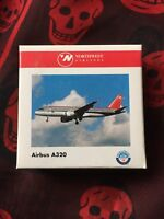 AIRBUS A320 - Modellflugzeug-NORTHWEST AIRLINES-1:500-Herpa Wings-501507